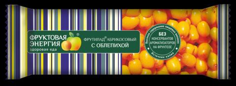 """Фруктовый батончик Фрутилад """"С облепихой""""30г"""