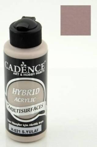 №21 Hybrid Acrylic, Теплый овсяный, 70мл., Cadence
