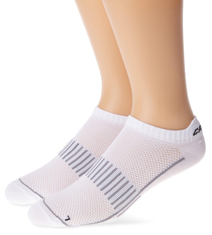 Носки короткие Craft Basic 2-Pack Cool 2 пары белые (1900747-2900) фото