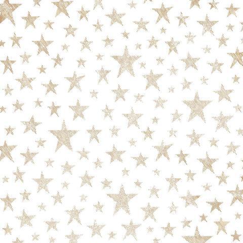 Ацетатный лист с золотым тиснением  30х30см Sweet Freedom Foiled Vellum- Pink Paislee