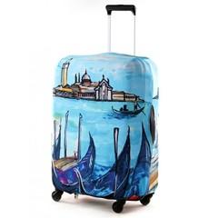 чехол для чемодана «венеция», размер m/l (52-65 см)