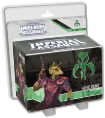 Star Wars Imperial Assault: Hired Guns Villain Pack