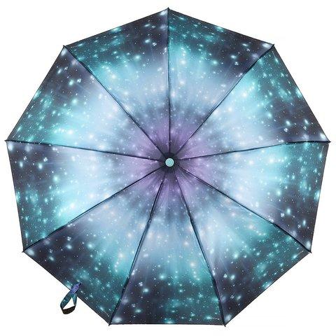 Зонт женский, со звездами, Dolphin 515-5