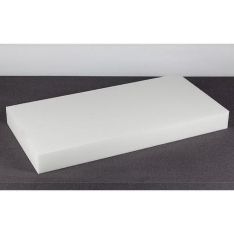 негорючая  акустическая панель ECHOTON FIREPROOF 100x50x10cm  из материала  BASOTECT белый