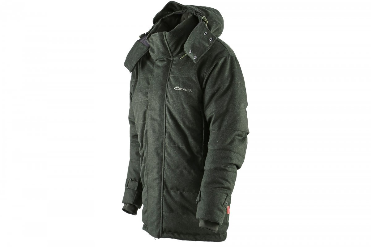 Куртка для охоты Сarinthia Daunen Loden Parka