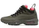 Кроссовки Мужские Nike Air Max 95 Sneakerboot Loden Cargo Khaki