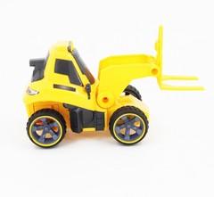 Радиоуправляемый трактор-погрузчик для малышей 1:18 - 7777-05
