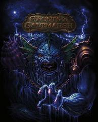 D&D - Ghosts of Saltmarsh Limited Edition (Alternate Cover)
