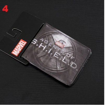 DC Comics Marvel Wallet Set 4