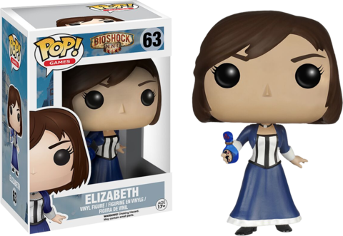 Фигурка  Funko Pop! Games: Bioshock Infinite - Elizabeth
