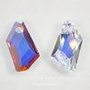 6670 Подвеска Сваровски De-Art Crystal AB (18 мм)