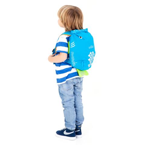 Рюкзак для бассейна и пляжа, голубой