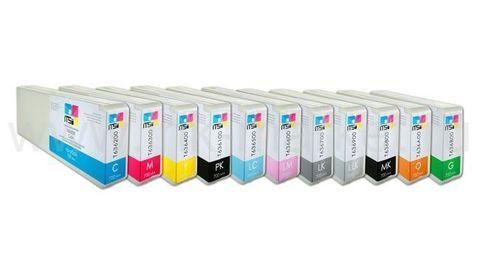 Комплект совместимых картриджей ITSinks Optima для Epson Stylus Pro 7900/9900. Pigment 11x700 мл