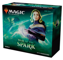 Набор Bundle «War Of The Spark» (английский)