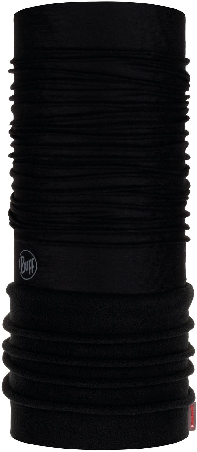 Шарф-трансформер Шарф-труба трансформер Buff Polar Solid Black 120890.999.10.00.jpg
