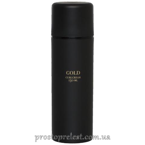 Gold Professional Haircare Gold Curl Cream - Крем для завитков