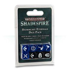 Warhammer Underworlds: Shadespire - Stormcast Eternals Dice Pack