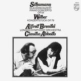 Alfred Brendel, London Symphony Orchestra, Claudio Abbado / Schumann: Piano Concerto Op. 54, Weber: Konzertstuck Op. 79 (LP)