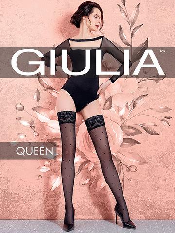 Чулки Queen 01 Giulia