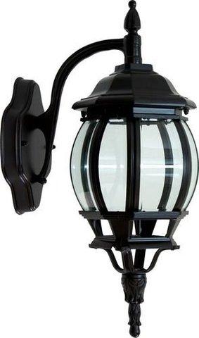 Светильник садово-парковый, 100W 230V E27 черный, 8102 (Feron)
