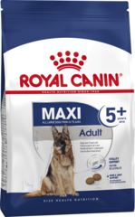 Корм для собак крупных пород от 5 лет, Royal Canin Maxi Adult 5+