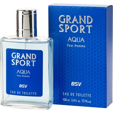 Ninel Parfum Grand Sport Туалетная вода для мужчин Aqua 100мл