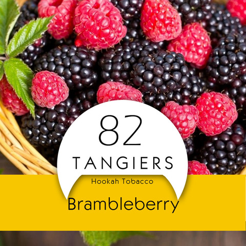 Табак Tangiers Noir Brambleberry 250 г