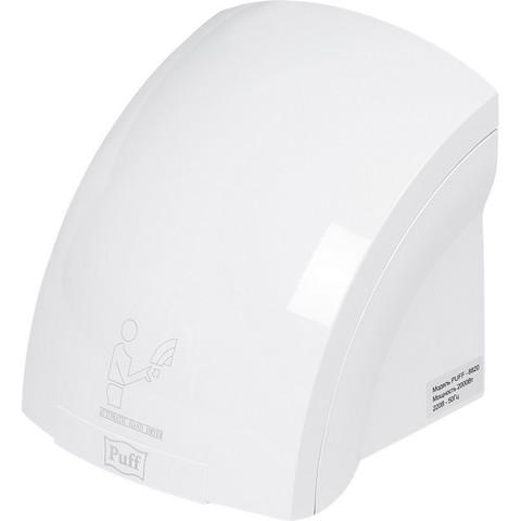 Сушилка электрическая для рук автомат, 2 кВт, пластик., белая
