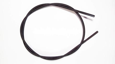 Вал гибкий для триммера, диаметр 6мм, хвостовик квадрат 5.1X5.1мм, длина 137мм.