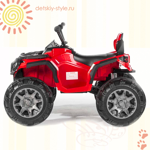 Квадроцикл Grizzly ATV