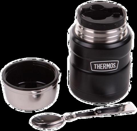 Термос Thermos SK3000 BK King, 0.47л. черный