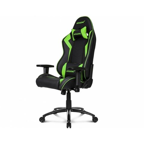 Игровое Кресло AKRacing OCTANE (AK-OCTANE-GR) black/green