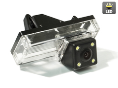 Камера заднего вида для Toyota LC Prado 120 Avis AVS112CPR (#094)