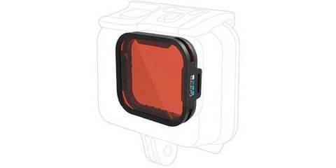 Фильтр для подводной съемки GoPro Tropical/Blue Water Dive Filter (AAHDR-001) на боксе