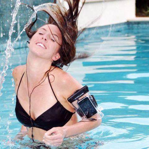 Водонепроницаемые наушники Waterproof Inner Earbuds