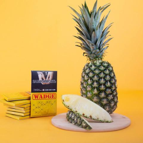 Табак Wadge Titanium Pineapple 100 г