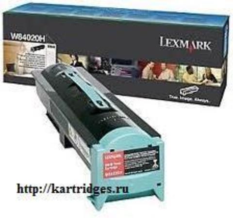 Картридж Lexmark W84020H