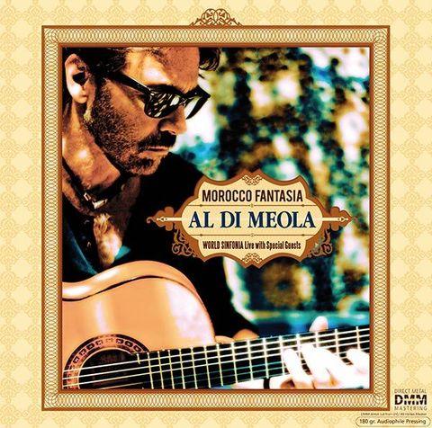 Inakustik LP, Meola Al Di, Morocco Fantasia, 01691321