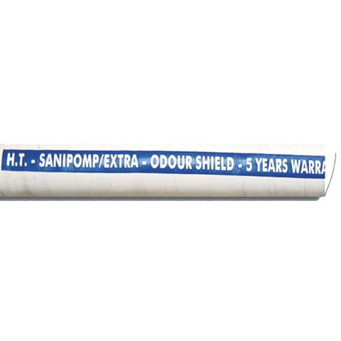 Шланг для сточных вод SANIPOMP/EXTRA 25 мм