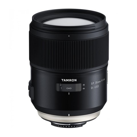 Tamron 35mm f/1.4 SP Di USD (F045) Canon EF