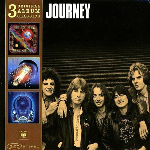 Journey / Original Album Classics (3CD)