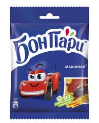 """Мармелад """"Бон Пари"""" Машины 75г"""