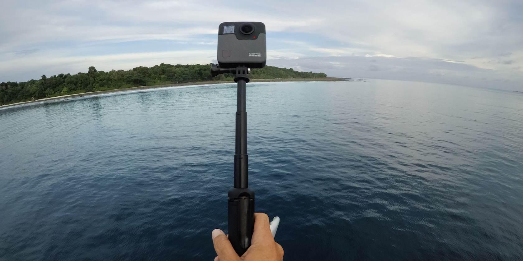Панорамная камера GoPro Fusion 360 (CHDHZ-103) горизонт