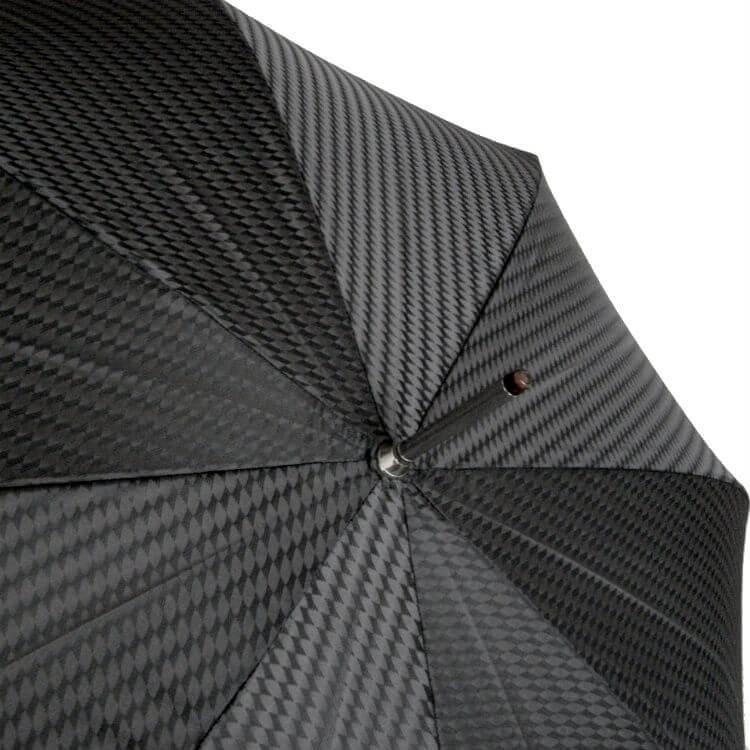 Зонт-трость Pasotti 478 6277-1 W35 - Silver Tiger Umbrella