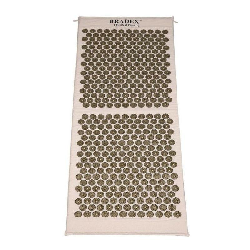 Акупунктурный массажный коврик аппликатор