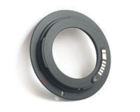 Адаптер Canon EOS - M42 с чипом для подтверждения фокусировки