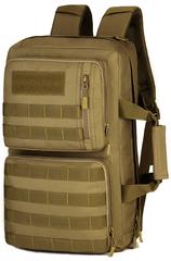 Тактическая сумка-рюкзак Protector Plus S-417  Хаки