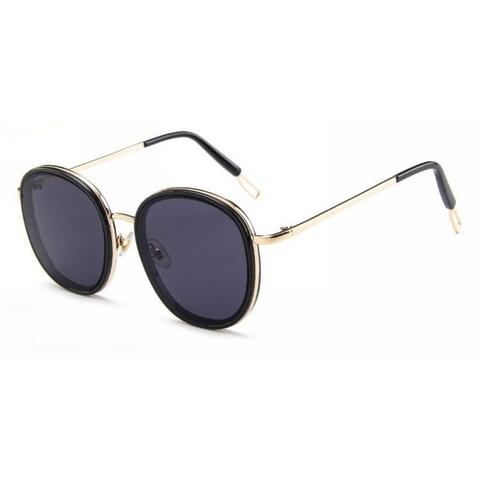 Солнцезащитные очки 8621002s Черный - фото