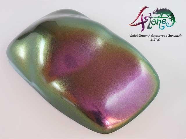 4Tone (Bugtone) Краска Bugtone 4Tone Turquoise-Violet  хамелеон бирюзово-фиолетовый крупная зернистость,прозр.120мл import_files_82_82fe33d0052011e1aaee001fd01e5b16_75de07798f0211e3bf450024bead9dca.jpeg