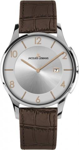 Купить Наручные часы Jacques Lemans 1-1777L по доступной цене